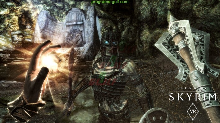 تحميل لعبة The Elder Scrolls V Skyrim