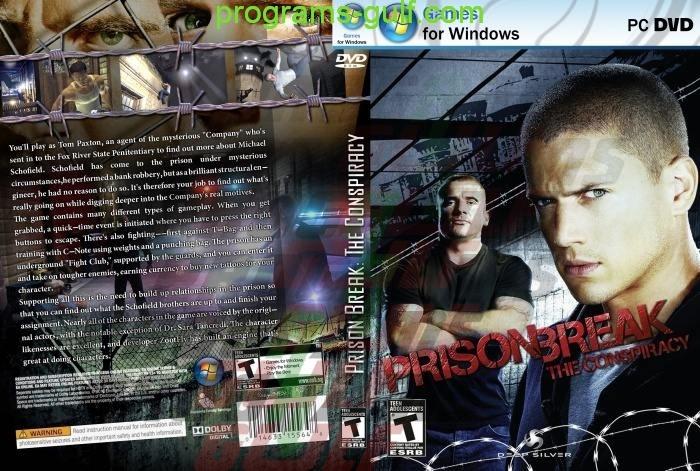 prison break تحميل لعبة