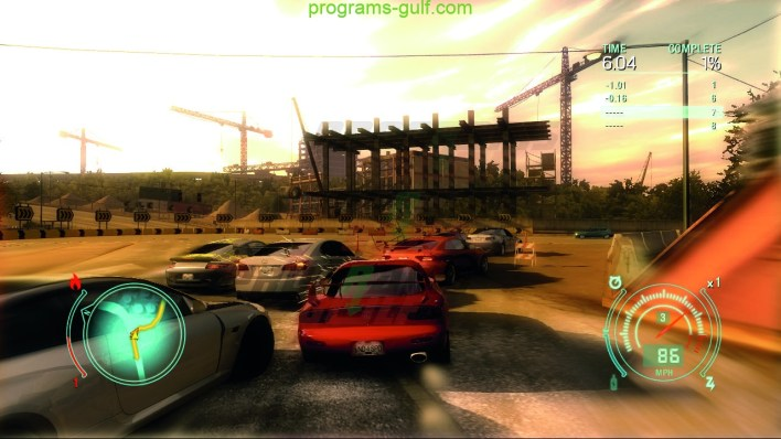 لعبة Need for Speed Undercover