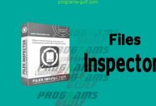 Photo of تحميل برنامج Files Inspector للكمبيوتر لتنظيف و تسريع الجهاز