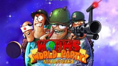 تحميل لعبة worms world party كاملة للكمبيوتر