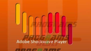 تحميل برنامج adobe shockwave player للكمبيوتر برابط مباشر