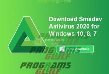 Photo of تحميل برنامج Smadav 2020 لمكافحة فيروسات الفلاش USB