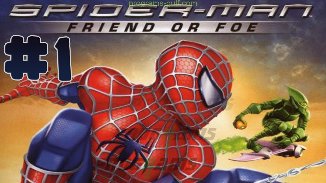 spider man friend or foe تحميل لعبة