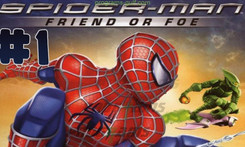 Spider Man Friend or Foe