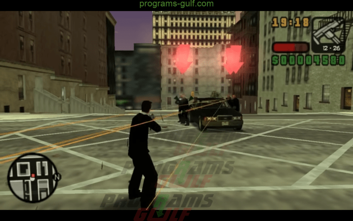 لعبة جاتا Liberty City Stories