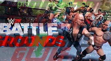 Photo of تحميل لعبة WWE 2K Battlegrounds للكمبيوتر