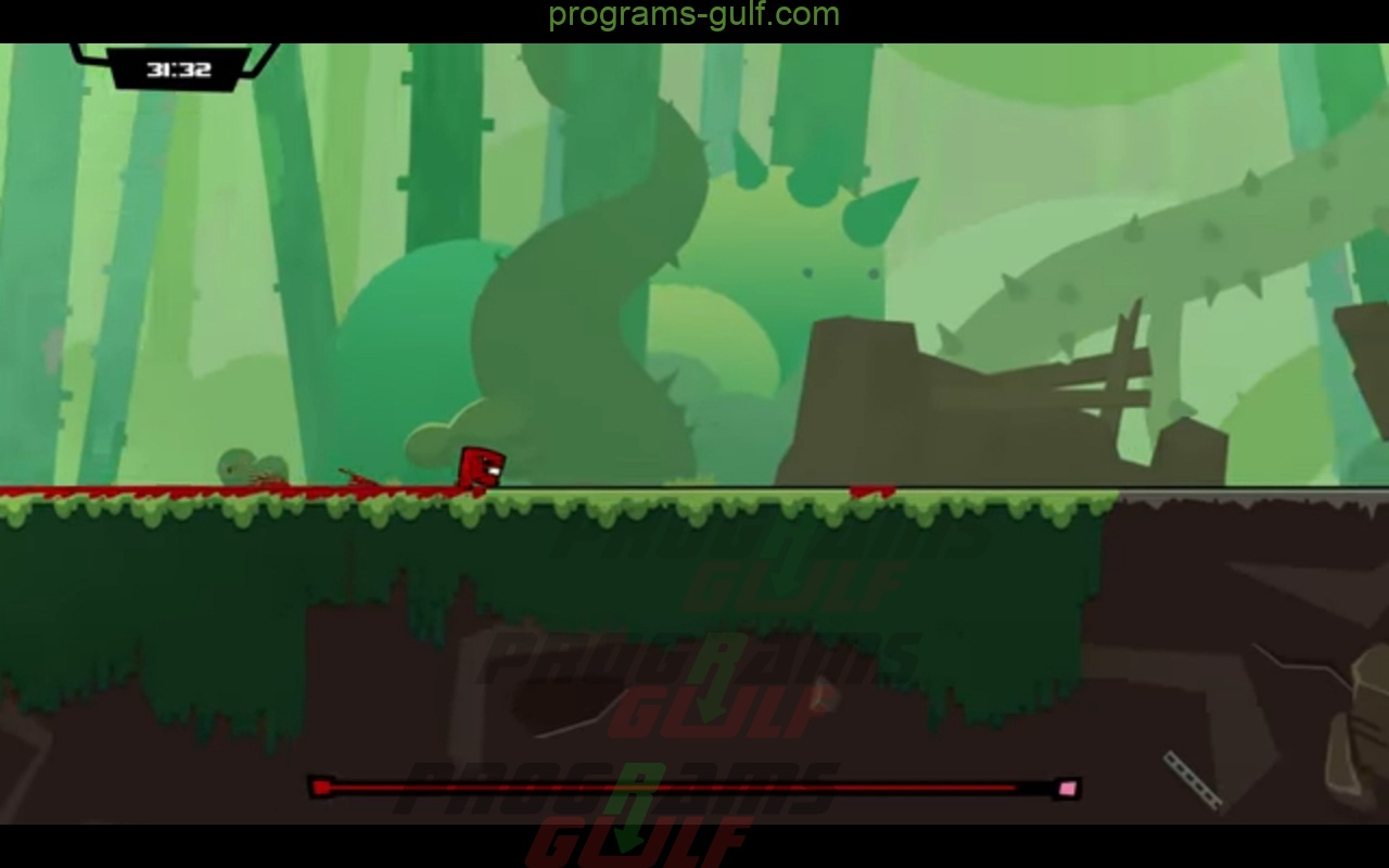 لعبة Super Meat Boy