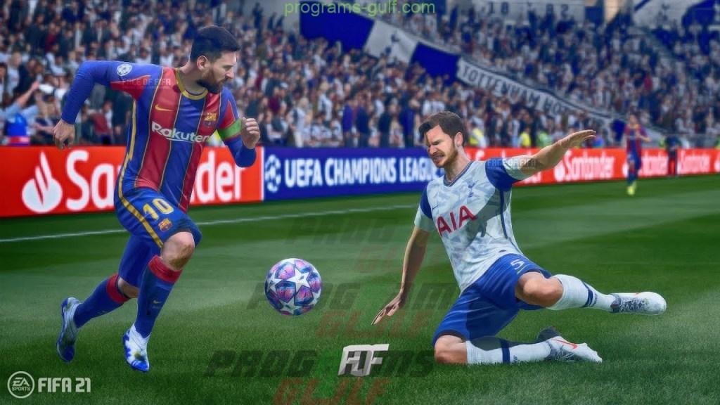 تحميل لعبة فيفا 2021 برابط مباشر