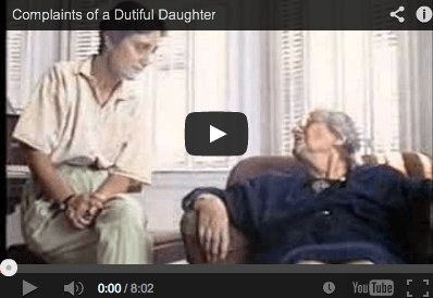 Dementia Film Complaints of a Dutiful Daughter
