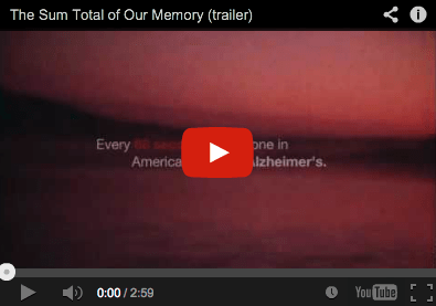 Documentary The Sum Total of Our Memory