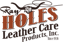 Leather Care by Ray Holes