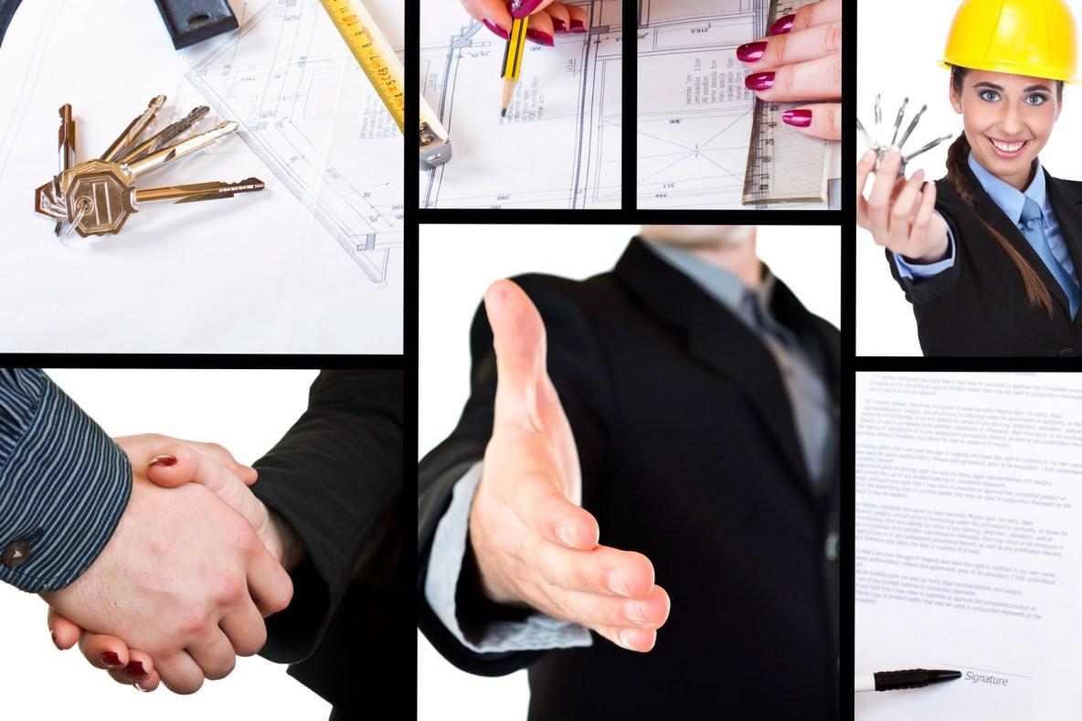 Construction sales representative