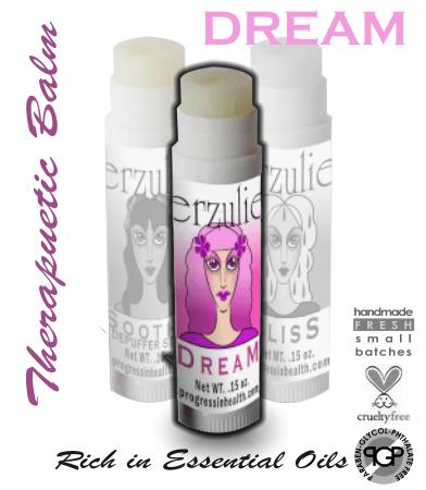 Aromatherapy Lavender Bergamot in DREAM