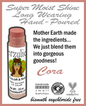 Lipstick RX Color & Shine™ in CORA