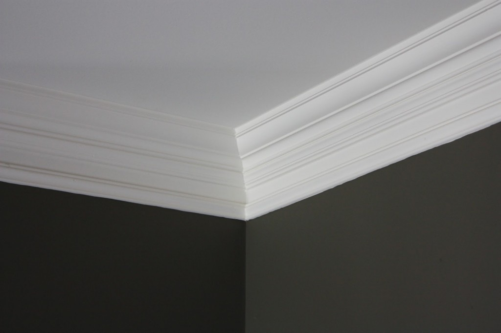 How To Make Your Home Look Expensive: Enhance the Crown Molding | Progression By Design