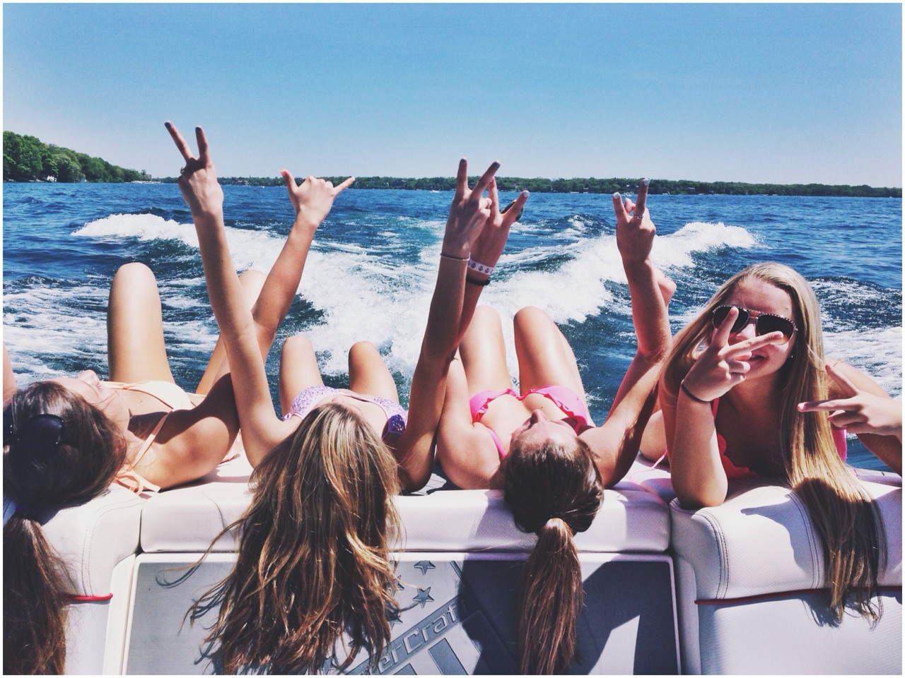 Image result for lake party tumblr