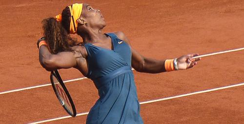Comment faire une boucle au service tennis ?