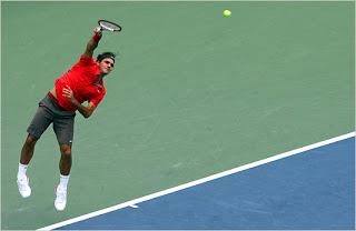 Comment sauter au service pour améliorer votre service au tennis ?