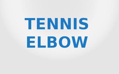 Comment soigner un tennis elbow rapidement ?