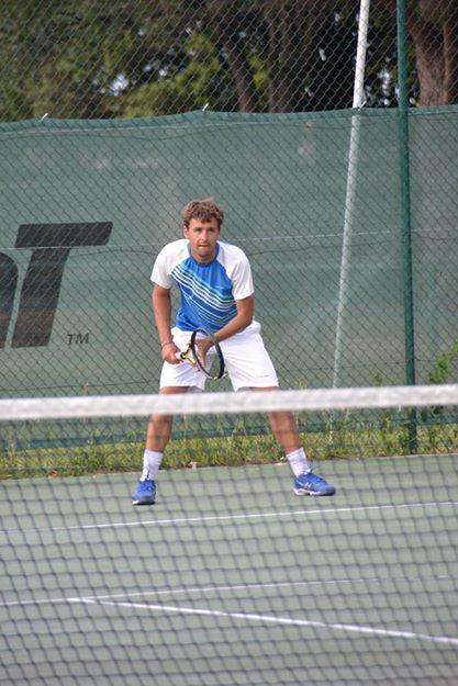 Loic TAP - Coach de Tennis Professionnel