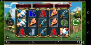 Worms Reloaded Mobile Slot
