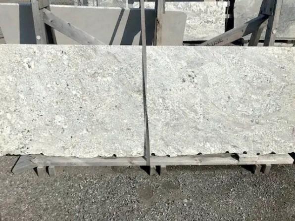 Beige and white granite from Progressive Countertop