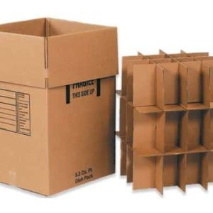 Dish Pack Boxes