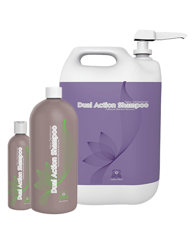Dual Action Shampoo | Professional Hair Labs