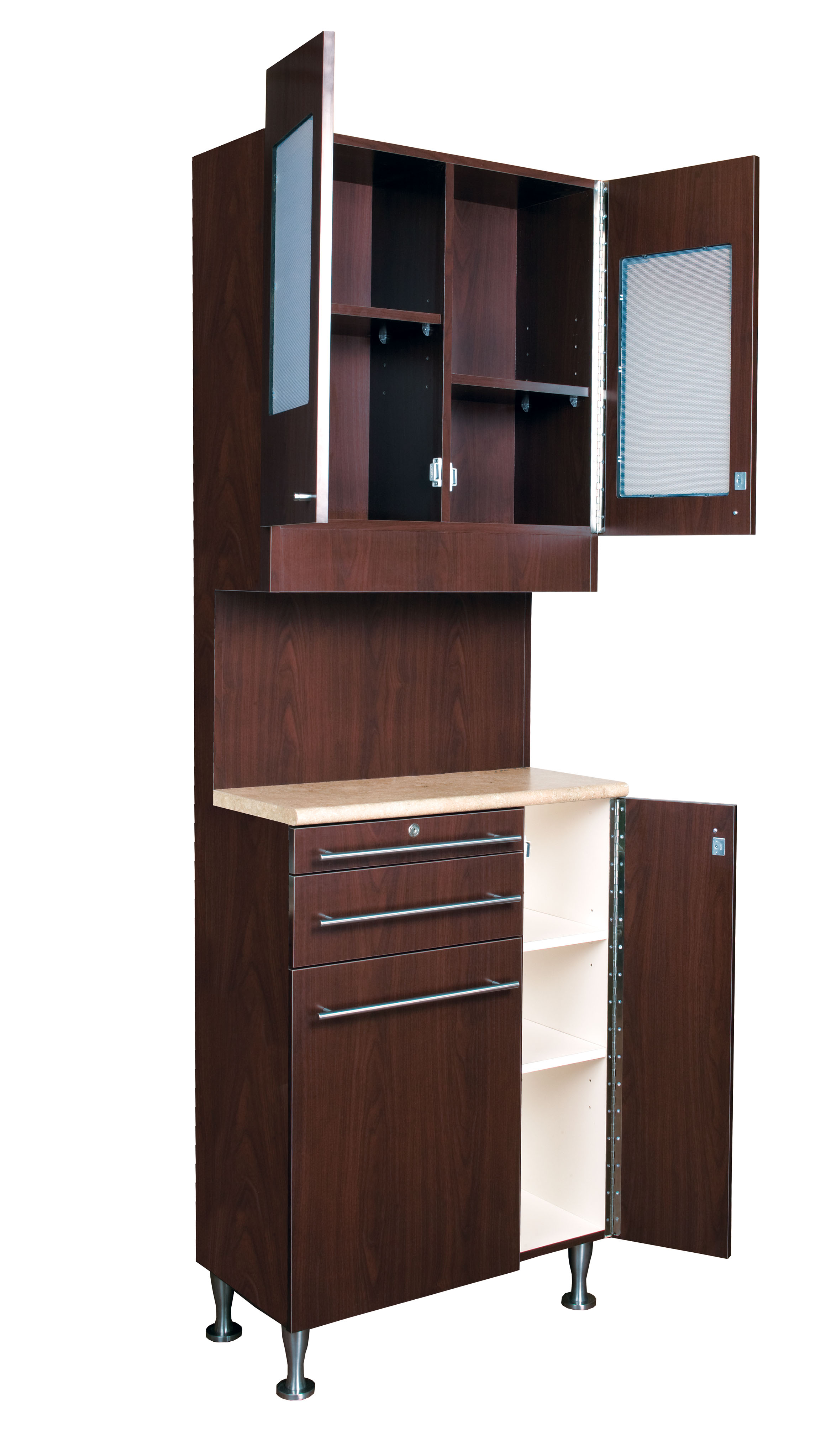 Forte F 10 Kaemark Tower Styling Station In 8 Colors