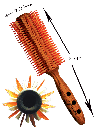 TOP 10 Hair Brushes YS Park 55G2 G Series Curl Shine
