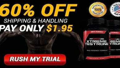 Fit Crew USA Xtreme Testrone 60% off