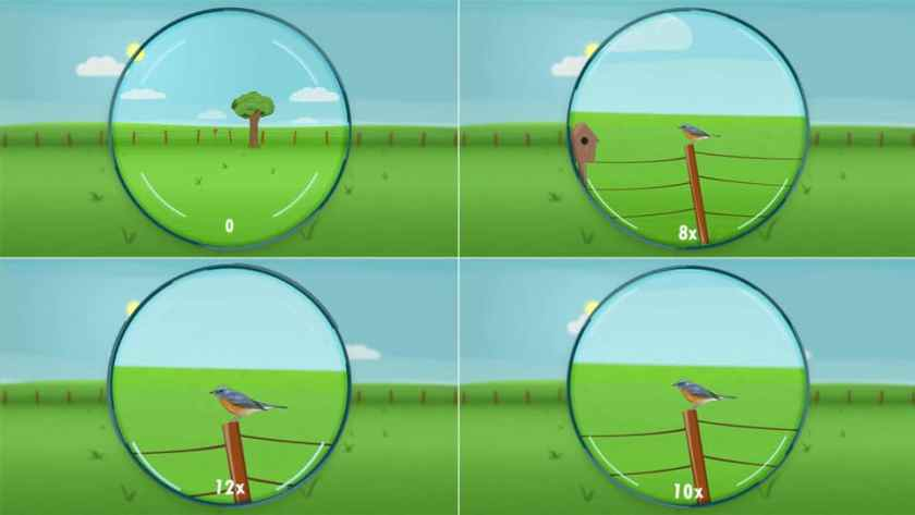 Magnification of Binoculars Explained