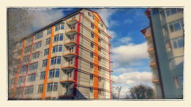 Proiect bloc de locuit,proiect de casa