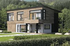 Proiecte de case cu etaj www.proiectari.md