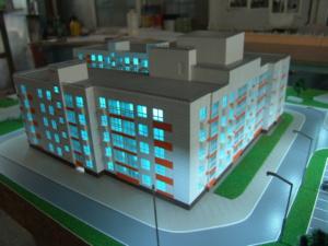 Архитектурный макет
