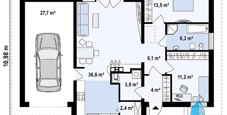 proekt-doma-s-parterom-i-garazhom-dlya-odnogo-avtomobilya-p
