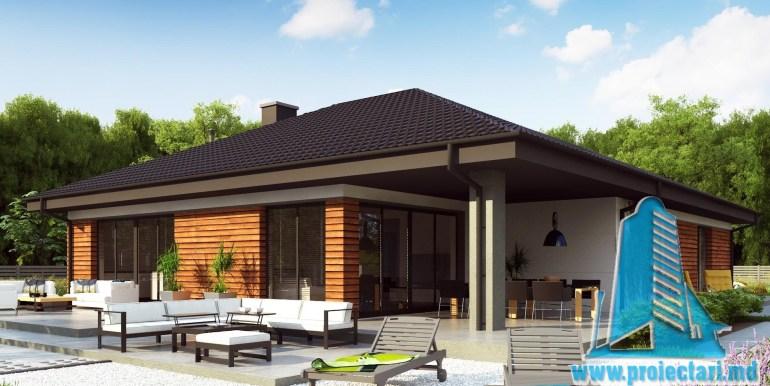 proiect de casa mica ieftina fara garaj pina la 150m21