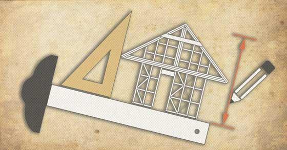 Structura de rezistență din lemn