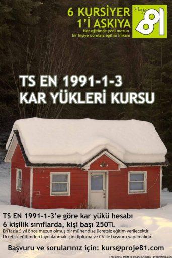 Eğitim: Kar Yükleri