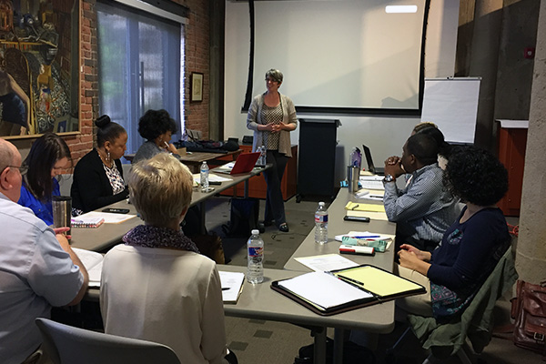 Empowering Regional Partners