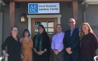 Northern California's North Coast SBDC partners with Project Equity: