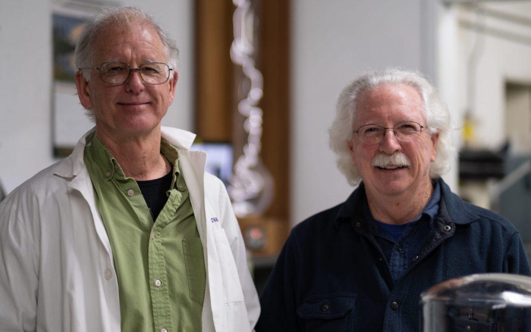 Adams and Chittenden Scientific Glass