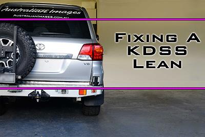 Fixing a KDSS Lean