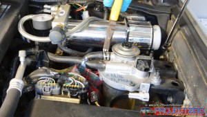 Landcruiser 200 fuel filter removing clamps