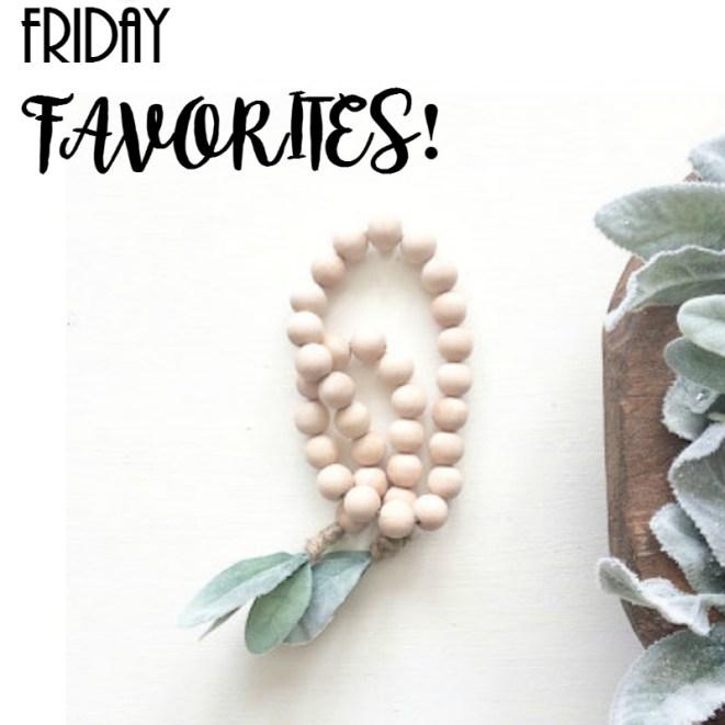 Project Allen Designs Friday Favorites!