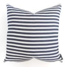 friday favorites, home decor, home decor ideas, indigo stripe pillow, throw pillow