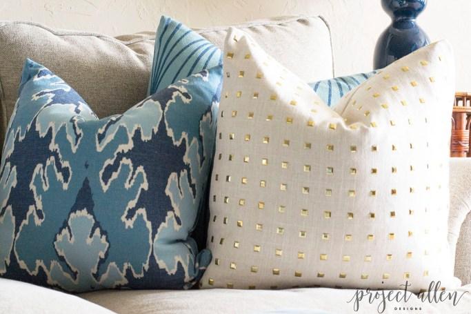 DIY Pillow Covers, DIY Throw Pillows, Throw Pillows. How To Make Throw Pillows. DIY Pillows