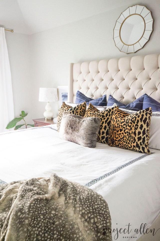 Fall Master Bedroom Update, Master Bedroom Ideas
