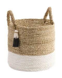 Friday Favorites. Home Decor, Tassel Basket